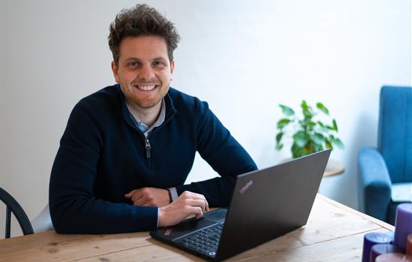 Pre Sales Consultant Pieter