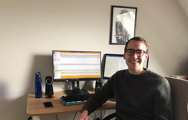 Software developer Yves