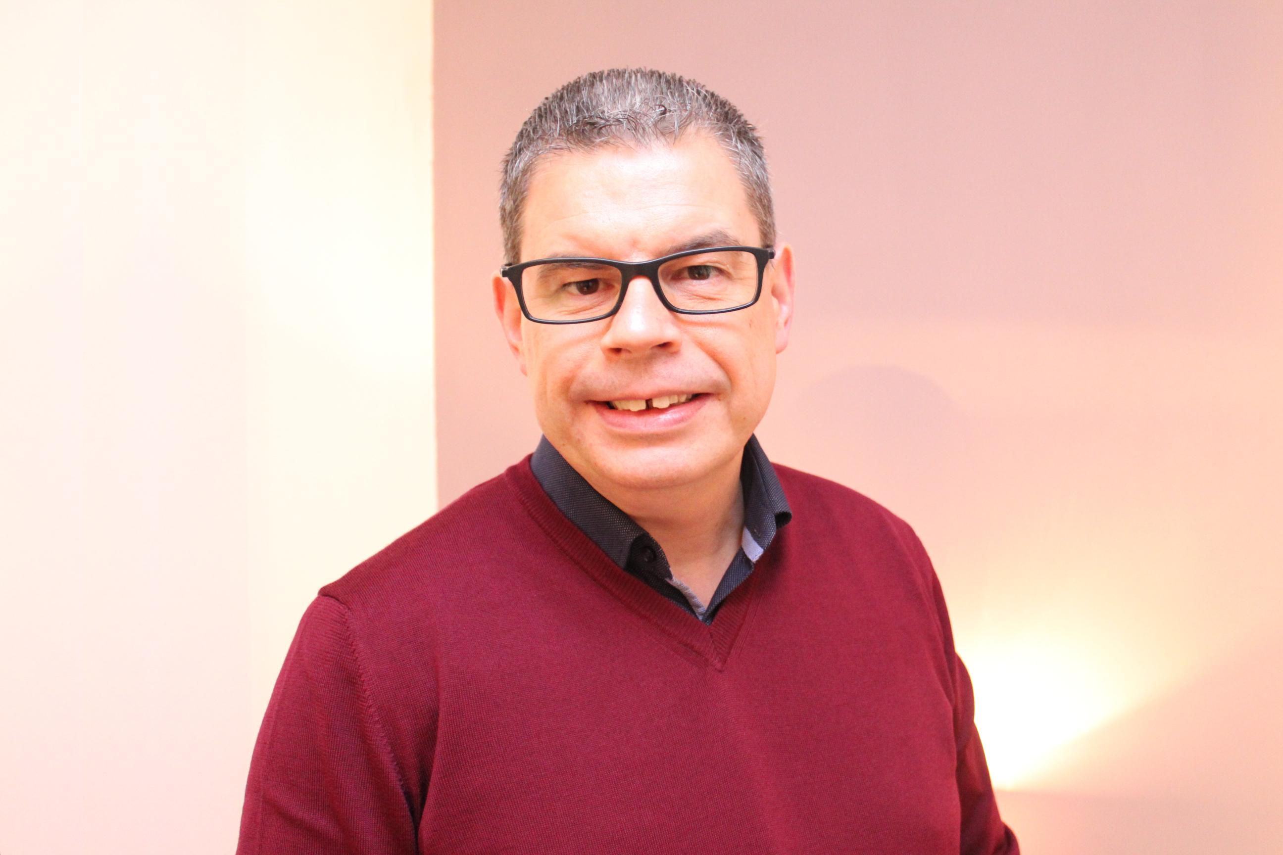 Foto van Mickel Reemer, als senior technisch consultant bij ChipSoft en werkzaam in Team Datawarehouse