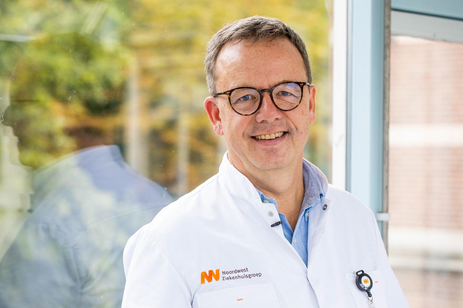 Willem Bax van Noordwest Ziekenhuisgroep