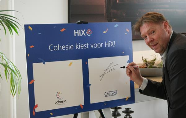 Hans Mulder, CEO ChipSoft